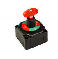 Battery Selector & Battery Disconnect Switch 1211-28B - AES switches