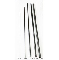 "Parts for Telescopic "" Top Class "" Rod - 2130-001X - D.A.M"