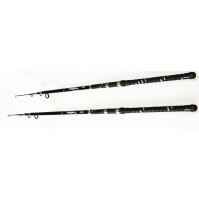 "Telescopic Fiber "" Fighter 150 ""  Rod - 2206-273X  - D.A.M"