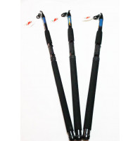 Telescopic Fiber Rod OKUMAX BLUE ANGEL SERIES 2295 - AZZI Tackle