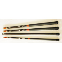 "Telescopic Carbon "" COBRA "" Rod - 2505-800X - AZZI Tackle"