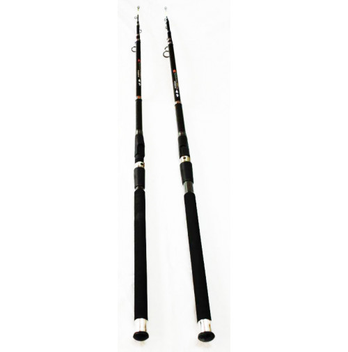 "Telescopic Carbon "" Magic Plus 100 "" Rod - 2927-360X - AZZI Tackle"