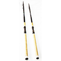 "Telescopic Carbon "" ELITE 60 "" Rod - 2932-360X - AZZI Tackle"