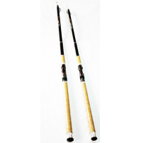 "Telescopic Carbon "" ELITE 150 "" Rod - 2934-360X - AZZI Tackle"