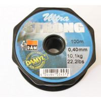 Ultra Strong Fishing Line - Grey - 100 M - 3450-035X - D.A.M