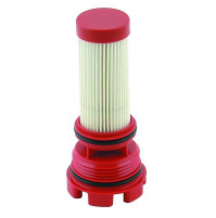 Red Fuel Filter for Mercury, Optimax and Verado 75 hp-250 hp - 35-8M0020349 - jsp