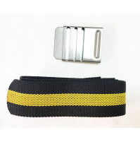 Weight Belt with Inox Buckle - BLT-N43699 - Nuova Rade