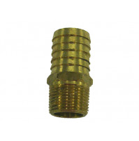 Fitting Brass for Mercruiser 4 cylinder 181C.I.D 140 H.P 3.0l & 3.0LX - 50-512-020 - Barr Marine