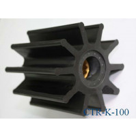 Impeller Spline - CTR-K-100 - ASM