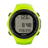 D4I NOVO LIME - CO-STSS020395000 - Suunto