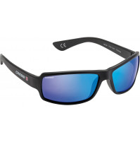 NINJA WITH BLACK FRAME AND BLUE MIRRORED LENSES - VR-CDB100006 - Cressi