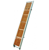 GANGWAY WITH WOODEN GRATINGS - ZW230 - Sumar