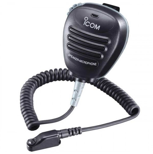 Speaker Microphone for M87, F51 and F61 VHF - HM138 - ICOM
