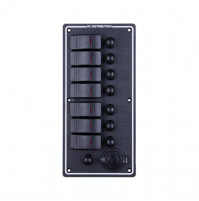 Rocker Switch with 7 Panels - LB7Z/S - ASM