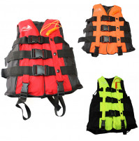 Life Jacket - European Safety Standard Approved - LJ-AJ04-X - AZZI Tackle
