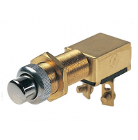 Starter or Horn Push Button Switch - HL2763 - Hella Marine