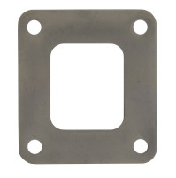 Stainless Steel Block Off Plate For Mercruiser V6-229 C.I.D and 262 C.I.D - MC-20-87918 - Barr Marine