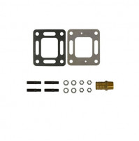 Riser MC-20-98504 Mounting Package For Mercruiser V6-229 C.I.D and 262 C.I.D - MC-20-98504P - Barr Marine