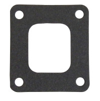 Exhaust Elbow Block off Gasket, Replaces MerCruiser part # 27-41811 For Mercruiser V6-229 C.I.D and 262 C.I.D - MC47-27-41811 - Barr Marine