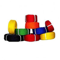 Polyethylene Rope - 4 Strands - Z Twist - From 8mm to 18mm - PE-T10BKX - AZZI Tackle