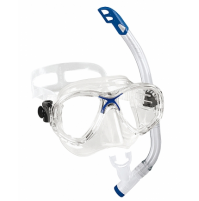 PERLA JUNIOR MASK and TOP SNORKEL SET - ST-CDM101011 - Cressi