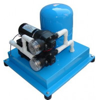 Double Pump with Pressure Tank 8 L - 12 V - PP-FLD30X - Combo Power