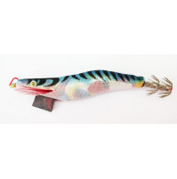 Ultra Cloth Wrapped Squid with Plomb - Size 3.0 - Blue Color - S22-BL - AZZI Tackle