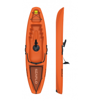 Adult Recreational Kayak SF-1003-BLUEX - Seaflo