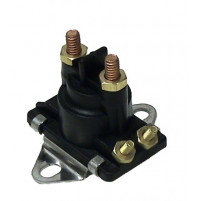Mercury/Mercruiser Solenoid Used for O/B Starters & PTT Motors 12V Isolated Base, OE# 89-96158T - SW101 - API Marine