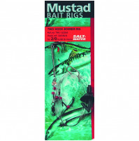 Terminal Tackle - TWO HOOK BOMBER RIG - T44 - Mustad