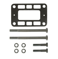 Exhaust Riser/Elbow Mounting Kit for VOLVO V8-307 and 350 C.I.D. - VO-20-855384P - Barr Marine