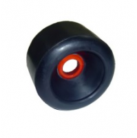 "3"" Smooth Wobble Roller With Nylon Bush at Centre - WR1301 - Multiflex"