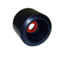 4'' Smooth Wobble Roller With Nylon Bush at Centre - WR1302 - Multiflex