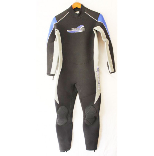 Madeira Overall Suit - 5 mm - WS-R100SX - AZZI SUB