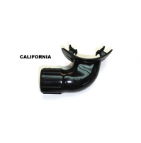 Mouthpiece California Dark - SKPCEZ270012 - Cressi