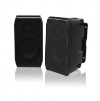 "3"" 100 Watt 2 Way Cabin Speakers, MS-BX3020 - Non waterproof - Fusion"