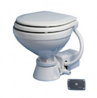 Electric Standard Compact Toilet - 6500000712X - Ocean Technologies