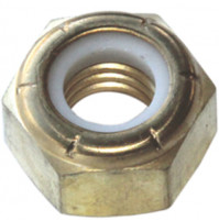 PROP HARDWARE, MERCURY-MANT PROP NUT 6 TO 15HP - 8114111 -Solas
