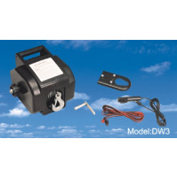 Electric Winches - BA-DWX - ASM