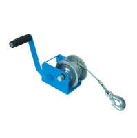 Hand Winch with Cable - BA-HW2000X - ASM