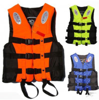Life Jacket - European Safety Standard Approved - LJ-A100-S-ORX - AZZI Tackle