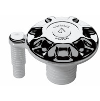 Water deck filler cap with vent 110mm - TP2182X - CanSB