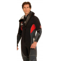 Overall Focea Comfort Man with Hood 7mm - WS-B480961X - BEUCHAT
