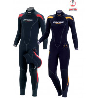 Comfort Plus Man and Lady 5mm and 7mm without Hood - WS-CLS505404X - Cressi