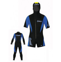 "Lontra Wetsuit "" Overall + Shorty 5mm"" - WS-CLR101005 - Cressi"