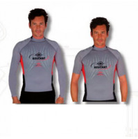 RASH GUARDS Grey - WSPB450632X - BEUCHAT