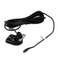Transom Mount Transducer with Depth & Temperature, 4-pin (Dual Beam) - 010-10249-20  - Garmin