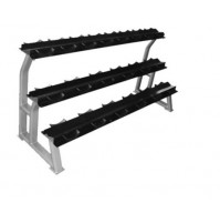 STAND FOR DUMBBELL RACK with 3 TIERS TS5036 - Tecnopro