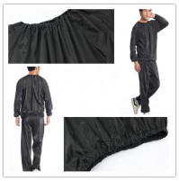 Sauna Suit for Gym Exercise - Standard Size - SPT-TS6125 - Tecnopro