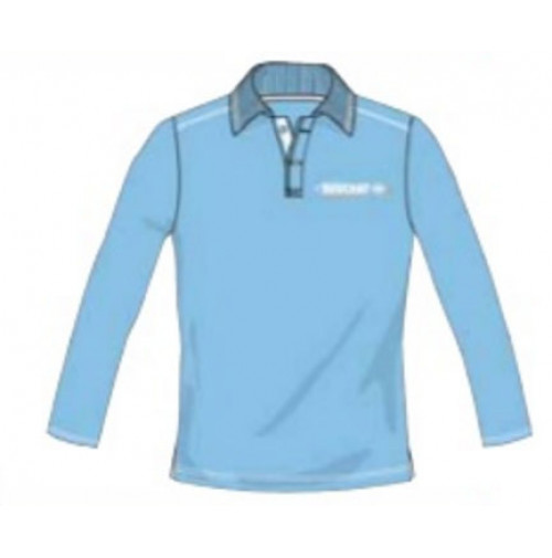 Polo Man Corporate Long Sleeve- SW-B143242X - Beuchat